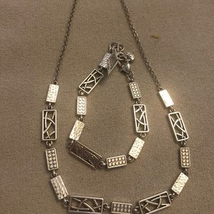 Brighton Meridian NWT Necklace and Bracelet